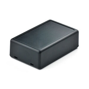 10pcs Abs Plastic Enclosure For Electronics Connection Box Project Case Shell