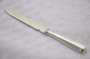 Sheffield Sterling Silver Handled Letter Opener Rattail Pattern 1986