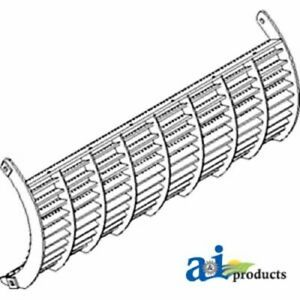 A 84023202 Ford Combine Concave W o Louvres Levers Tf46 Tx36 Tx66 Tx68