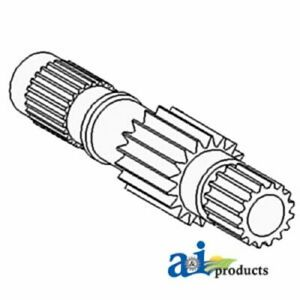 A c5nn7111n Made To Fit Ford Tractor Transmission Countershaft 2000 3000 400