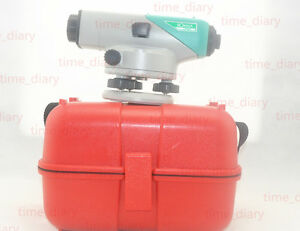 New Sokkia B40 Automatic Level 24x Magnification With Hard Case