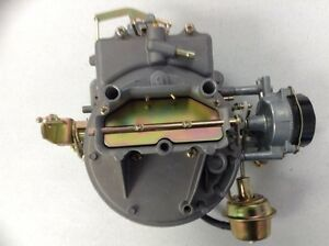 New Carburetor Model 2150 2 Barrel For Ford Mercury Lincoln 302 351 Engines