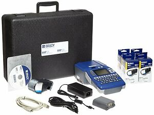 Brady Bmp51 kit el Label Printer Kit Bmp51 Electrical Id Lab Identification