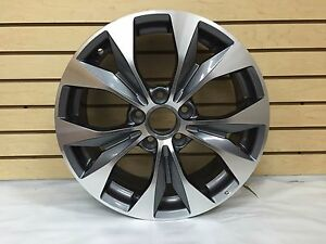 1pc 17 Honda Civic Si Accord Acura Alloy Wheels Rims For 2006 2016 Brand New