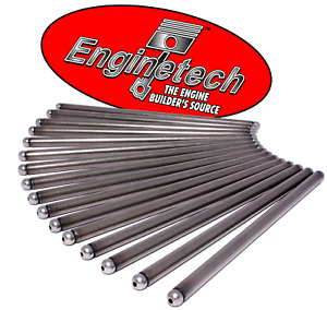 Small Block Chevy Sbc 5 7l 283 305 307 327 350 400 7 794 Pushrods Set Of 16
