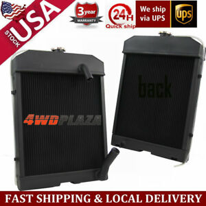 3row Tractor Radiator For Ford holland 501 600 601 700 701 800 801 901 2000 4000
