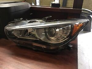 2002 infiniti q45 headlight assembly. Black Bedroom Furniture Sets. Home Design Ideas