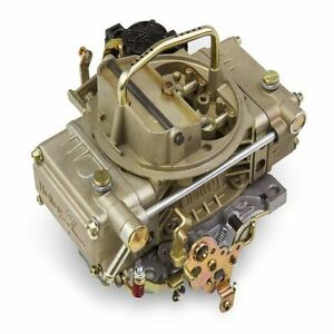 Holley 0 95670 670 Cfm Off road Truck Vacuum Secondary s Avenger Carburetor