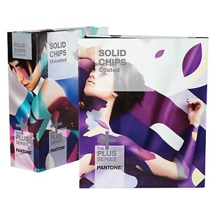 Pantone Chips Coated Uncoated All The Latest Colours Brand New