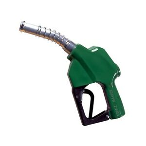 Opw 7hb 0100 Pressure Activated High Flow Nozzle Green
