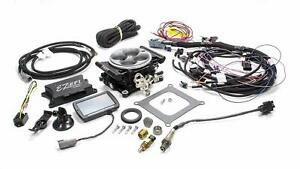 Fast 30226 06kit Ez efi Tbi Self Tuning Fuel Injection System W Touchscreen