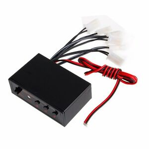 6 Ways Led Strobe Flash Light Lamp Emergency Flashing Controller Box Dc 12v Car