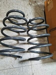 Hotchkis 2011 2013 Mustang 5 0l Sport Coil 1 1 Front Lowering Springs 19830398