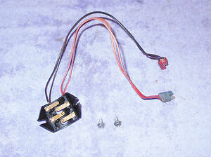 1961 1962 1963 1964 Falcon Ranchero Comet Cyclone Orig A t Neutral Safety Switch