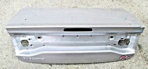 2011 2012 2013 2014 Dodge Charger R T Rear Trunk Lid Oem 68089362aa