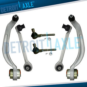 New 6pc Complete Front Suspension Kit For Audi A4 Quattro A6 And Vw Passat