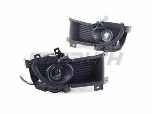 For 2006 Mitsubishi Lancer Fog Lights Clear Pair Wiring Kit Included