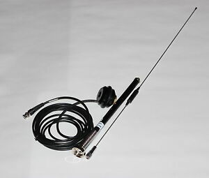 Radio Whip Antenna Bnc Connector Cable For Trimble Gps 450 470mhz Frequency