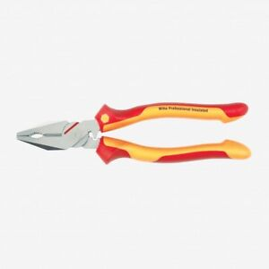 Wiha 32821 Lineman s Pliers W crimper Insulated