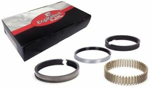 Moly Piston Rings Set For 1999 2006 Chevrolet Gen Iii 364 6 0l Lq4 Lq9