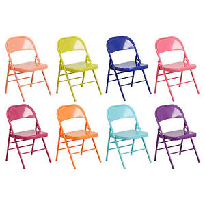 Metal Folding Chairs Information On Purchasing New And