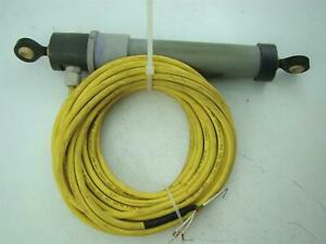Efector Actuator And Connecting Cable 3 Pin 300v Ll54185