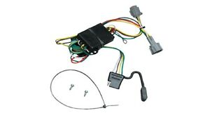 T one 4 way T connector Trailer Hitch Wiring For Nissan Frontier Pickup Quest