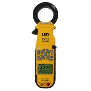 Uei Dl419 1000a Industrial Trms Clamp Meter