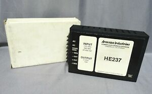 Anacapa Industries Pn He237 115v 5 Vdc 10a Power Supply New In Box