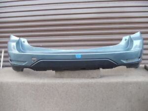 Subaru Forester Rear Bumper Cover Oem Factory 2010