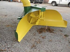 Used 7 Ft Tractor Snowblower With 3 Point Hitch can Ship 1 85 Loaded Mile