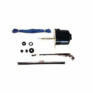 Omix ada 19101 02 Wiper Motor Kit 12v For Jeep Willys Cj3b Cj5 Cj6 Universal