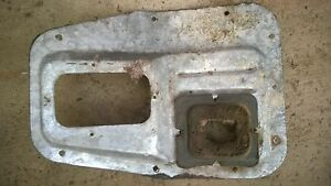 Transmission Cover Floor Access Inspection Shifter 1980 90 Ford Truck Bronco 86