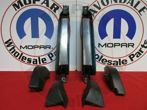 Jeep Commander Upgraded Chrome Limited Rear Exterior Grab Handles New Oem Mopar