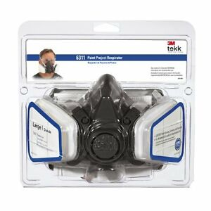 3m Paint Project Respirator Large