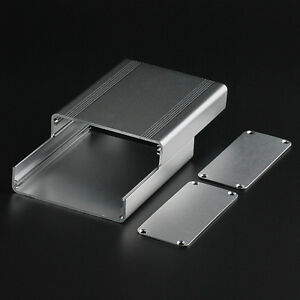 5x Split Body Extruded Aluminum Box Enclosure Project Electronic Case 110 88 38