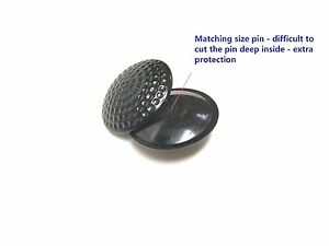 Medium Size 5000 Eas Rf Checkpoint Compatible Anti Theft Shell Tag matching Pin