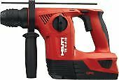 Hilti 3462776 Rotary Hammer Tool Body Te 4 a22 Bits Cordless Systems