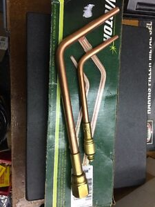 New Oem Victor 0323 0140 Professional Welding Nozzle 7 w Brazing Tip