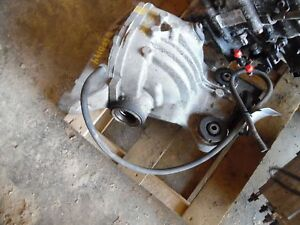 06 07 Ford Explorer Carrier Assembly Rear Axle 3 55 Ratio Non Locking