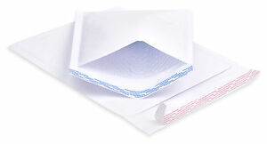 500 000 4x8 White Kraft Bubble Mailers Padded Envelop Ex 4 x8