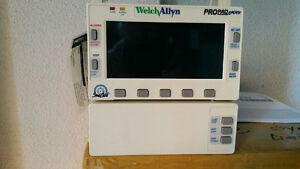 Welch Allyn Propaq Encore Model 206el Empsc Patient Monitor