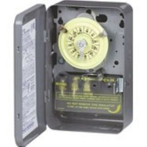 Intermatic T103 120 volt Dpst 24 Hour Mechanical Time Switch