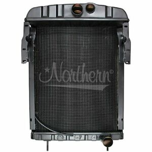 International Tractor Radiator 21 3 4 X 18 3 4 X 2 11 16 M Md mdv Mv Smta S
