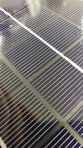 Component Solar Panel 10 8v 400ma 3 3w Cell 240 X 200mm Multiple Lot Refurbished