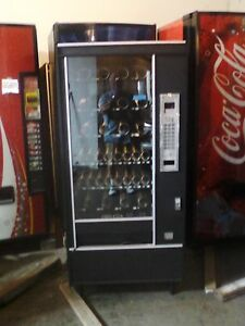 Automatic Products Snack Vending Machine Ap 6600 Glass Front Vending Machine