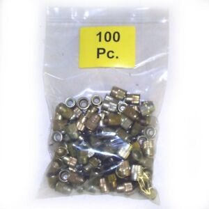 New Lot Of 100 Pc Avk Industrial Threaded Insert Rivet Aks4 518 150