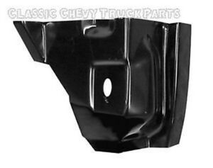 Pillar Pocket Front Outer Section Lh 1955 56 57 58 59 Chevrolet Gmc Truck