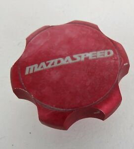 07 09 Mazda Speed 3 Screw On Oem Factory Accessory Oil Filler Cap A43