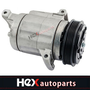 Ac A c Compressor For 2010 2011 Chevy Equinox Gmc Terrain 2 4l